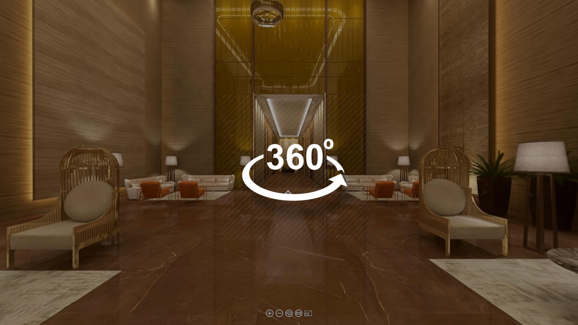Luxury Residential Sample Flat